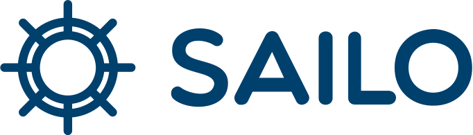 Sailo logo (blue)