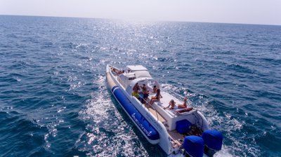 Island hop around Phuket in style aboard 50' Interceptor