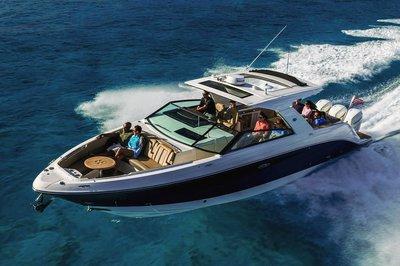 BRAND NEW 2018 - 44' Sea Ray SLX
