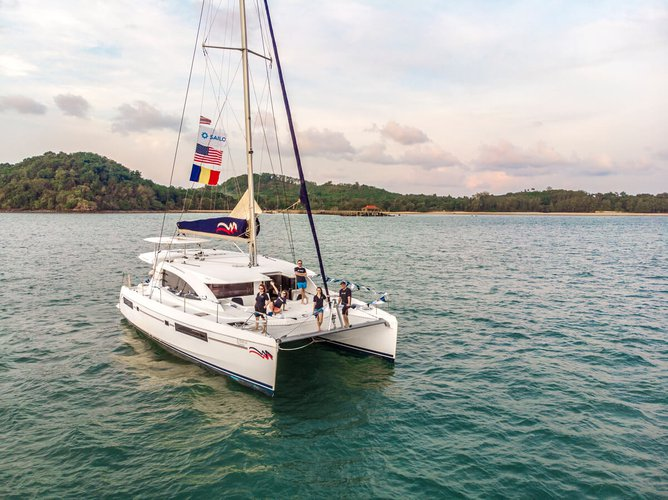 Thailand - a featured Sailo destination