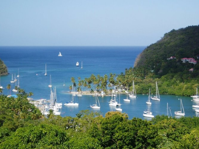 St-Lucia-to-Martinique-Day-Trip