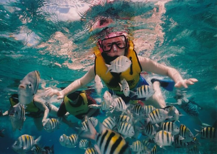 sailing-cancun-snorkel-sailo-boat-rental