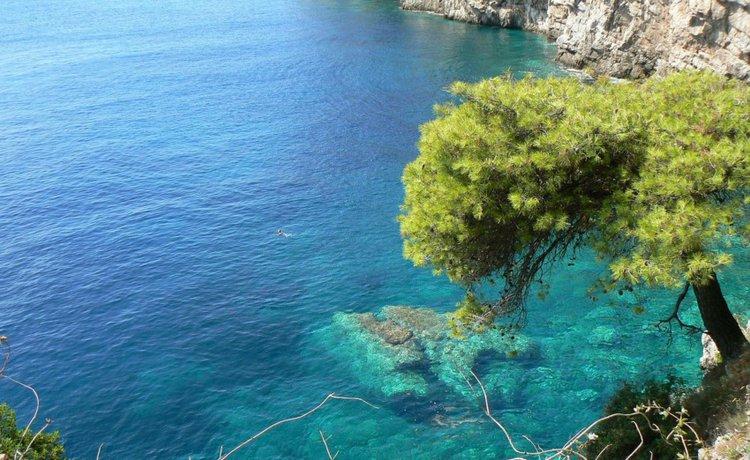 drevnik-island-croatia