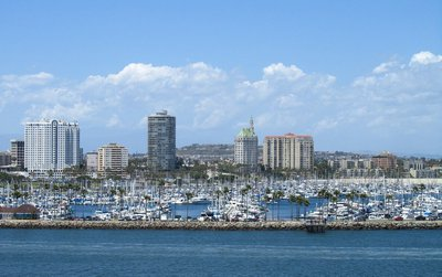 long-beach-sailing-california