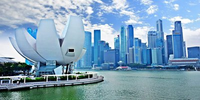 Singapore - a featured Sailo destination