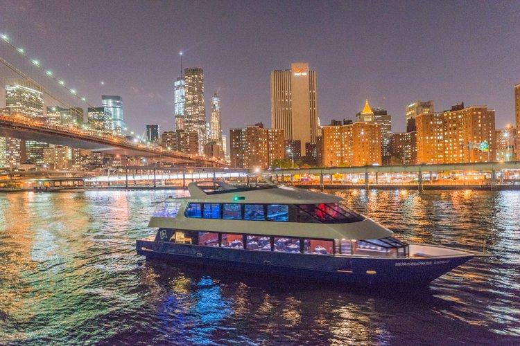 New York NYE Cruises 2018