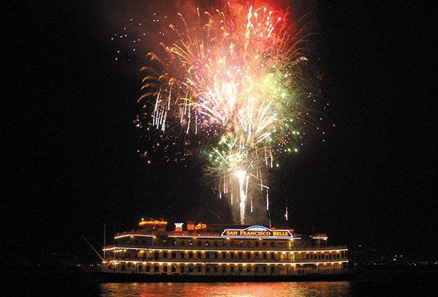 San Francisco NYE Cruises 2018