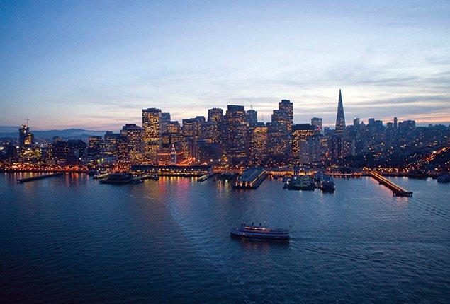 Valentine's Day in San Francisco
