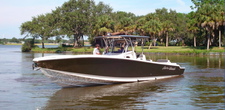 AWESOME 42' CENTER CONSOLE WITH YANMAR DIESEL