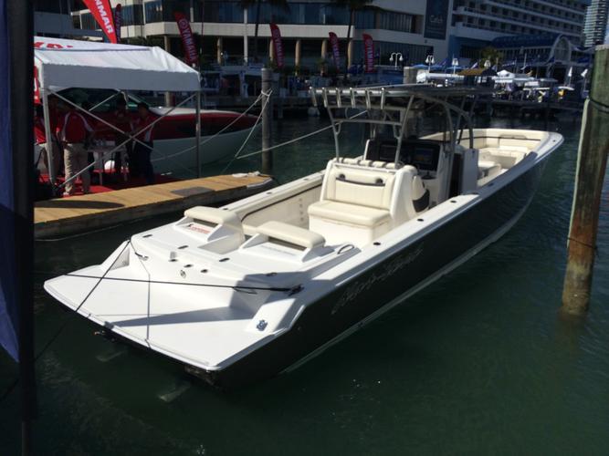 Center console boat for rent in Miami Shores