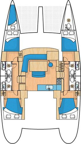 Discover Fort Lauderdale surroundings on this 2005 Lagoon boat