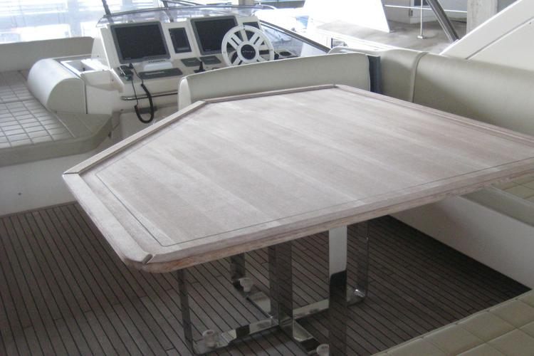 Azimut boat for rent in Fort Lauderdale