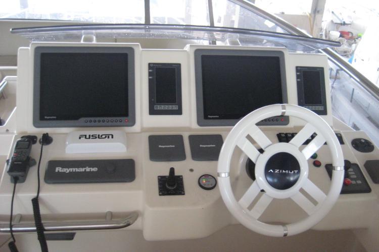 Boat for rent Azimut 70.0 feet in Marina Mile Shipyard, FL