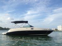 24' Sea Ray Sundeck