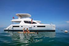 Laid-back Luxury and Peaceful Cruising