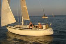 Sleep/Sail on a 35' Yacht in the Thimbles Islands