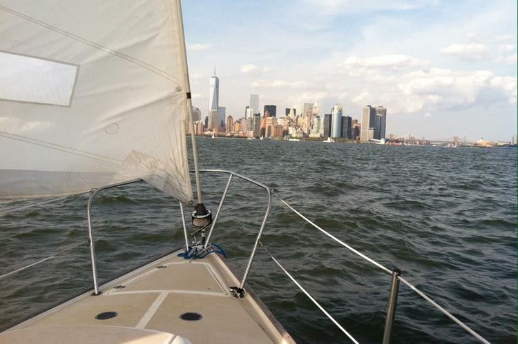 Sloop boat for rent in Jersey City