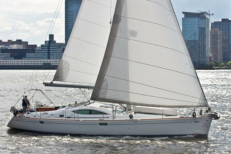 Newest, Largest, and most Luxurious, Sailing Yacht Sloop in NYC