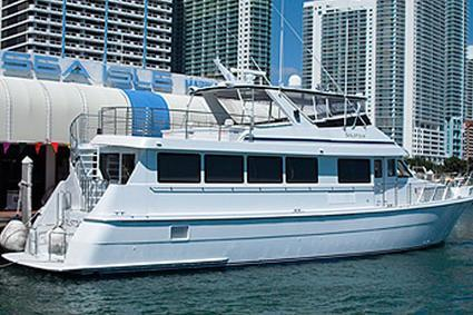 Ultimate in luxury and style onboard this Yacht!