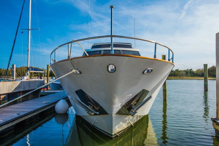 Mega yacht boat rental in The Boasthouse at Front Street Village, NC