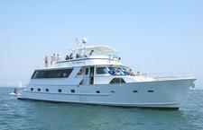 thumbnail-3 Brower 80.0 feet, boat for rent in San Diego, CA