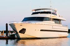 80' Motor Yacht for Charter
