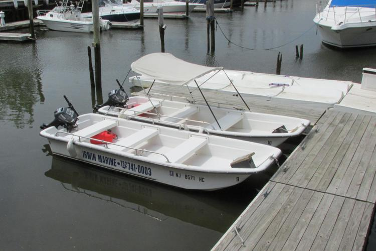 Enjoy group outings and family fun on one of our 10 skiffs!