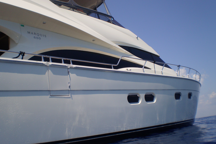 Boat for rent Marquis 60.0 feet in Miami Beach Marina, FL