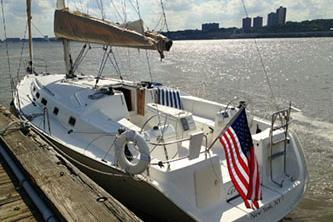 Beneteau's 43.0 feet in New York