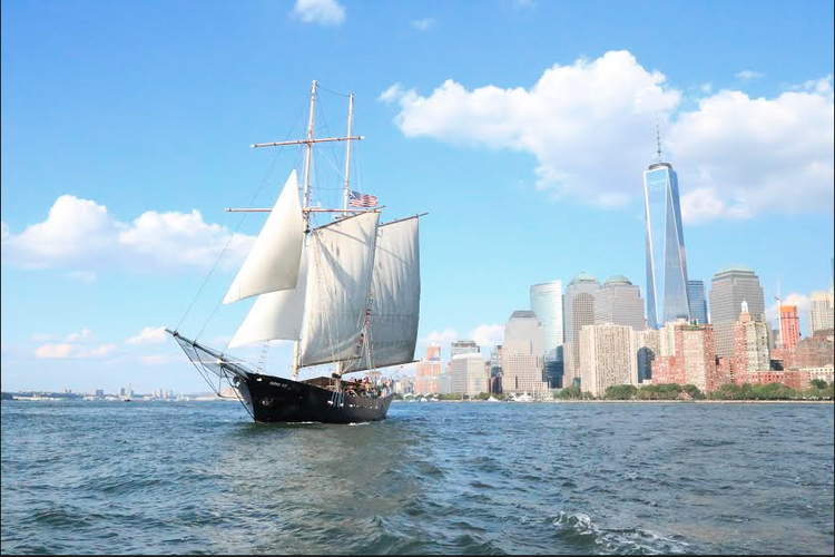 The perfect sailboat for all your events