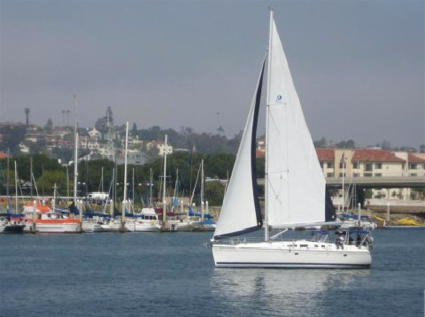 Live your dream aboard this amazing 49´ sailboat