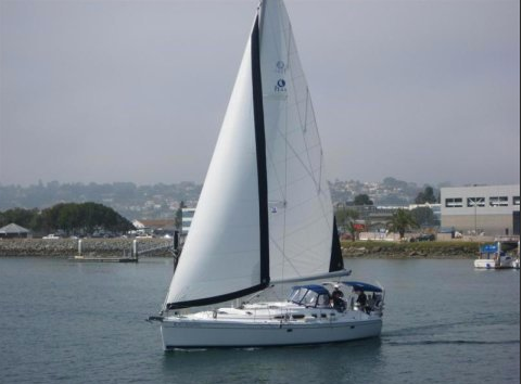 Hunter's 49.0 feet in San Diego