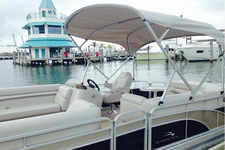The perfect Miami Sunset Cruise boat