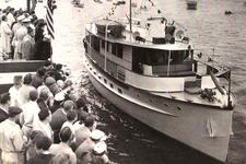 thumbnail-5 Mathis/Trumpy 62.0 feet, boat for rent in Miami Beach, FL