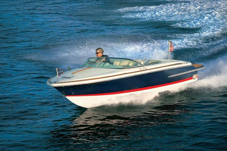 Chris Craft perfect for having fun on the water