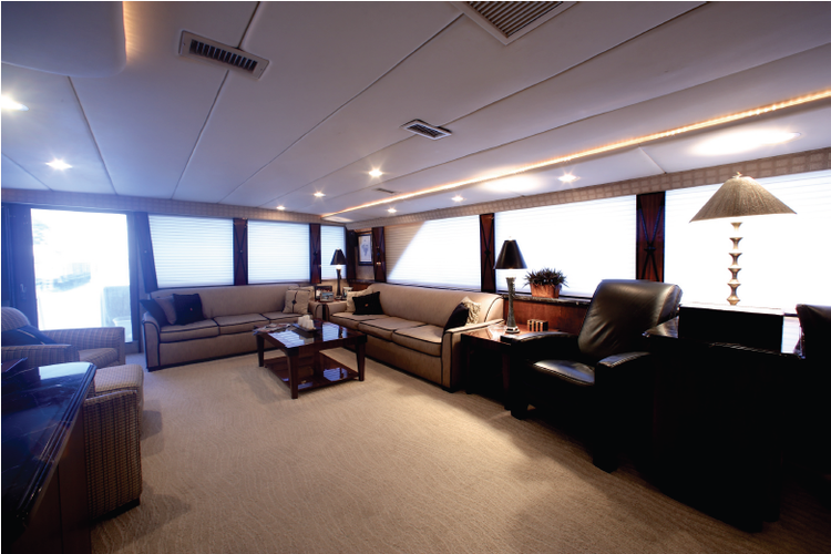 Mega yacht boat rental in Palm Bay Club & Marina, FL