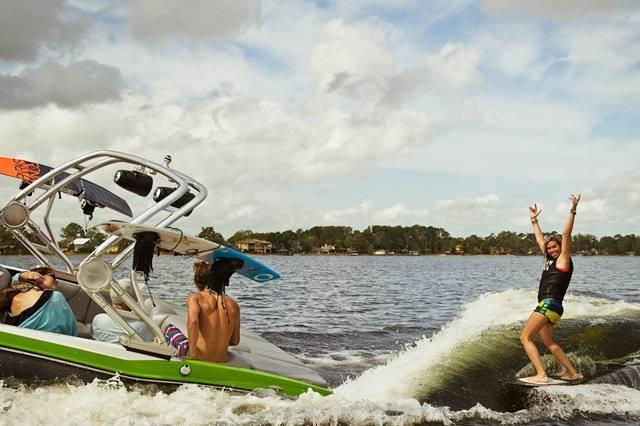 Summer is here!!! Wakesurf, Wakeboard, Waterski and more!