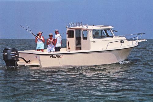 Boat for rent Parker 25.5 feet in Cornetta's Marina, NY