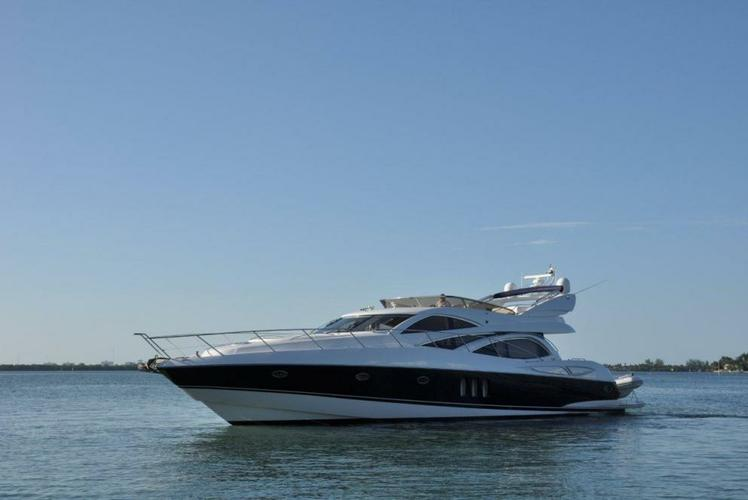 72.0 feet Sunseeker in great shape