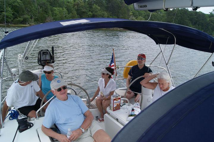 Boating is fun with a Jeanneau in Solomons