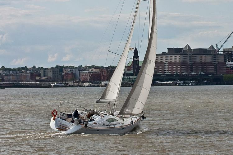 Boating is fun with a Jeanneau in Jersey City