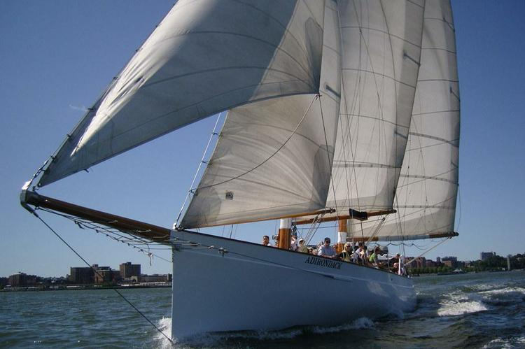 Up to 49 persons can enjoy a ride on this Classic boat