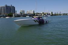 thumbnail-1 Cigarette Racing 35.0 feet, boat for rent in Miami Beach, FL