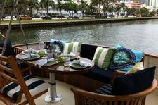 thumbnail-7 Commander 45.0 feet, boat for rent in Miami Beach, FL