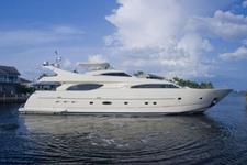 thumbnail-1 Ferretti 94.0 feet, boat for rent in Miami Beach, FL