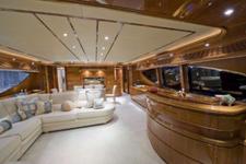 thumbnail-3 Ferretti 94.0 feet, boat for rent in Miami Beach, FL