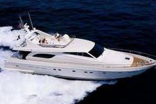 72 feet luxury Ferretti Mega-Yacht