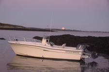 Classic Grady White 20'  is ideal for day boating in Hamptons