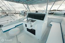 thumbnail-7 Hatteras 53.0 feet, boat for rent in Miami Beach, FL
