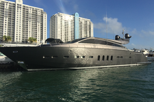 thumbnail-1 Leopard 106.0 feet, boat for rent in Miami Beach, FL